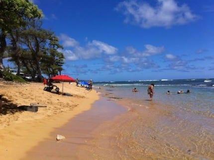 Kapaa Baby Beach