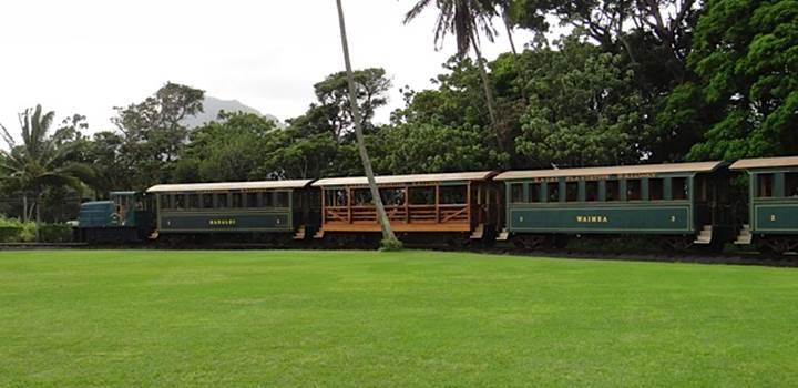 Kilohana Train Tours Kauai