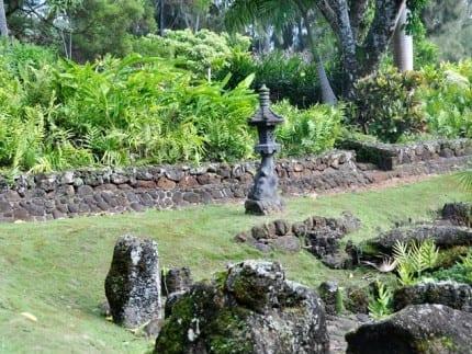 Kukuiolono Park Kauai