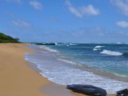Waipouli Beach Kauai